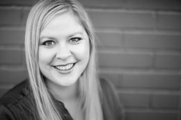 Michelle Thorne B&W | Little Rock, AR | Delivered Birthmother